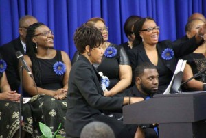 1st-Anniversary-Service-Lady-Blake-with-Choir